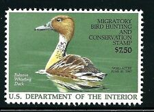 US SCOTT #RW53 - FEDERAL DUCK - MINT NEVER HINGED -  SCV $12.50