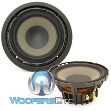 "MB QUART QWD130 5.25"" Q MIDRANGE SPEAKERS FROM QSD-213 5 1/4"" GERMANY MADE NEW"
