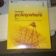 Symantec pcAnywhere 12.5 Manage Computers Remotely - Brand New Sealed