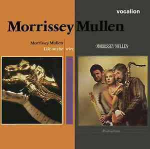 Morrissey Mullen - Life on the Wire & It's About Time... - 2CDSML8517