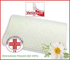 Contour Memory Foam Pillow Venixsoft Orthopedic Neck Back Support Cushion