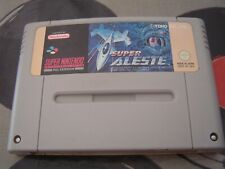 SNES Super Aleste (game only) PAL