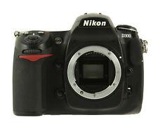 Nikon D300 Body SLR-Digitalkamera - Schwarz (Nur Gehäuse) - Guter Zustand #622