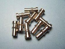 10 pcs  PL-259 UG-176 UG176  REDUCERS FOR  RG-8X MINI-8 RG59  RG8X - NEW