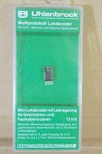 UHLENBROCK 73510 DIGITAL MULTIPROTOKOLL LOCO DECODER LOKDECODER ne