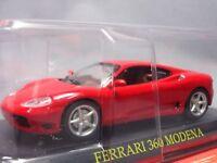 Ferrari Collection 360 Modena 1/43 Scale Box Mini Car Display Diecast vol 1