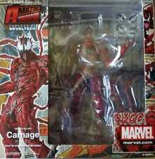 IN STOCK NEW REVOLTECH AMAZING YAMAGUCHI KAIYODO SPIDER-MAN CARNAGE - US SELLER