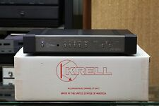 Krell KAV-250p Preamplifier XRL RCA Box Papers Remote Great condition