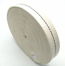 """10 Meters of Replacement 1/2"""" (1.27cm) Flat Wick for Paraffin heaters"""