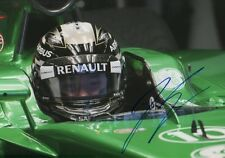 Kamui Kobayashi Autogramm signed 20x30 cm Bild