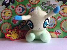 Pokemon Center Plush Celebi Pokedoll 2007 stuffed animal figure legit toy go New
