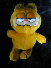 VINTAGE PLUSH GARFIELD BEANBAG GROUND NUTSHELLS  UNITED FEATURE SYN 1970'S ?