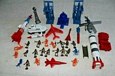 MPC Multiple Products Plastic SPACE CONQUEST Rockets, etc. And Others