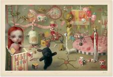MARK RYDEN - The Magic Circus - Hand Signed & Numbered | Surrealism, Lowbrow art