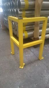 Steel Corner BARRIER Protector { Machine Racking etc }