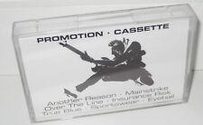 CRUCIAL RESPONSE RECORDS Promo Cassette Tape HC Hardcore RARE MC Terror TrueBlue
