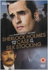 SHERLOCK HOLMES - AND THE CASE OF THE SILK STOCKING DVD [UK] NEW DVD
