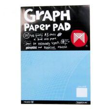 Micador A3 Graph Pad 1mm Grid 25 Sheets GRP032
