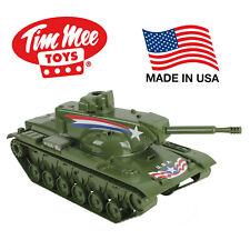 Tim Mee Processed Plastic Dominator M60A2 Huge Action Figure Battle Tank 1:14