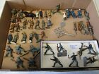 Britains Military Soldier Lot with WWI and German Infantry