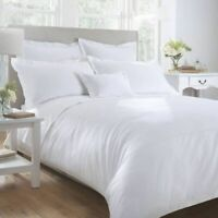 TWIN SIZE WHITE SOLID BED SHEET SET 1000 THREAD COUNT 100% EGYPTIAN COTTON