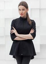 Damenkasack Damen Tunika Kasack mit Schleife Schlupfkasack Berufskleidung Kasak