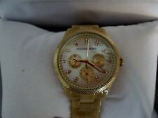 Ladies Michael Kors Ritz Ivory Watch MK5039