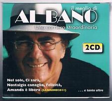 AL BANO CARRISI UNA CARRIERA STRAORDINARIA IL MEGLIO DI - 2 CD  SIGILLATO!!