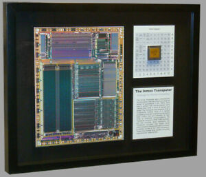 The Inmos Transputer Microprocessor - A Design for Parallel Computing (IMST800C)