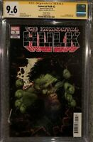 Immortal Hulk 2 CGC 9.6 Zaffino Variant SS Al Ewing First Appearance Dr. Frye