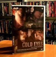 COLD EYES (2013) DVD COME NUOVO THRILLER FAR EAST