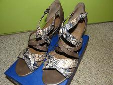 Caprice Damen Sandaletten braun Gr. 40,5