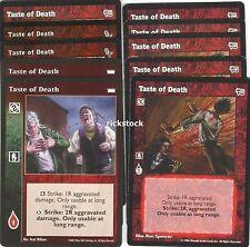 Taste of Death x10 LotN FN AH