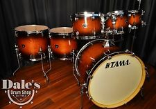 Tama drums set Superstar Classic Maple Mahogany Burst lacquer 7p kit CL72S MHB