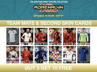 Panini UEFA Euro 2020 2021 Kick-Off Adrenalyn XL Team Mate Second Skin 10-225