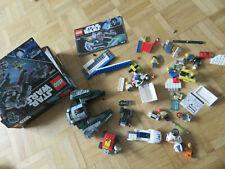 Légo Star wars lot dont 75168 + 15 figurines! +d'autres légo city...