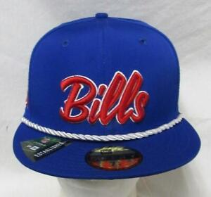 New Era Buffalo Bills Men's Baseball Cap/Hat, Various Sizes MSRP $39.99 B4 207