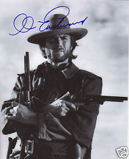 CLINT EASTWOOD AUTOGRAPH SIGNED PP PHOTO POSTER 1