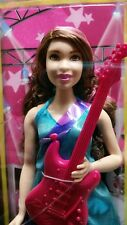 Barbie Careers Pop Star Dollwith guitar Mattel 2016  NEW in box