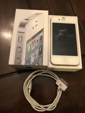 Apple iPhone 4s - 16GB - White (Verizon) A1387