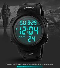 LED Digital Military Watch Water Resistant Orologio Militare resistente acqua