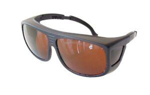 Laserschutzbrille 190nm-540nm & 800-1700nm OD5+ EN207:2009/AC:2011