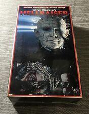 Hell Raiser VHS Horror Thriller Movie New & Sealed Original Cult Classic