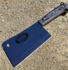 """11"""" MEAT CLEAVER CHEF BUTCHER KNIFE Stainless Steel Chopper Full Tang Kitchen"""
