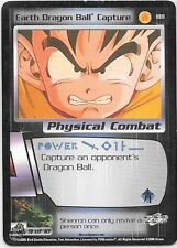 Dragonball Z TCG *Gratis Schutzhülle* | Earth dragon ball capture #188 | 2000