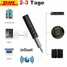 Wireless Bluetooth Car Music Receiver 3,5mm AUX Audio Receiver Adapter Auto KFZ