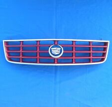 1998-2004 CADILLAC SEVILLE 379 RED TINT GRILLE WITH LATER STYLE EMBLEM