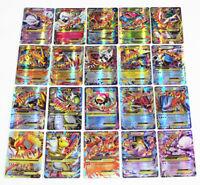 60pcs Pokemon EX All MEGA Holo Flash Trading Cards No Repeat Charizard Venusaur