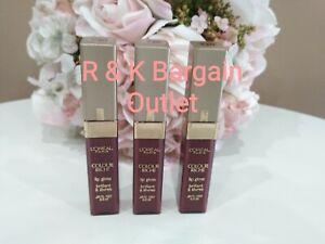 2 ~ L'Oréal Paris Colour Riche Lip Gloss 720 Rich Plum 0.23 fl. oz. Read