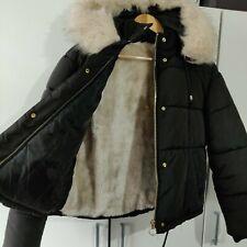 Topshop winter jacket size Uk 8
